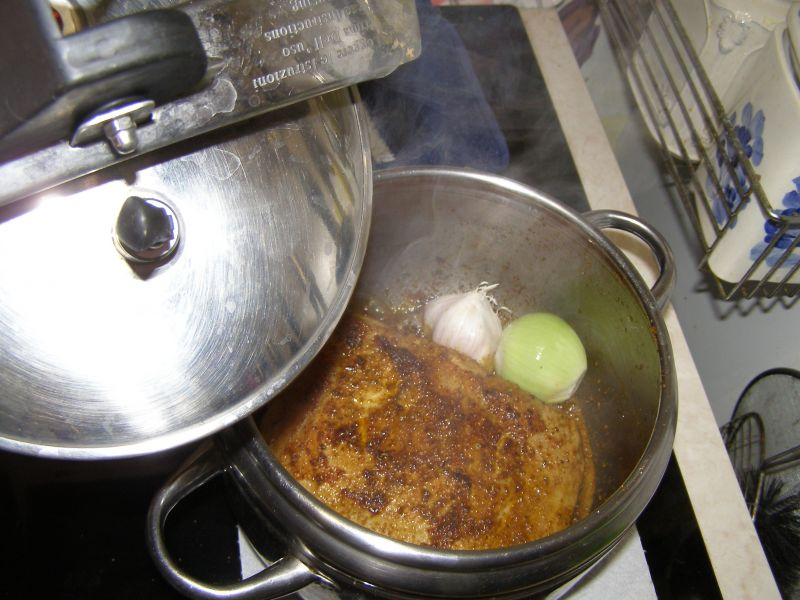 Schab pikantny do pieczywa z szybkowara