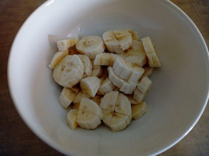 Serek z bananem
