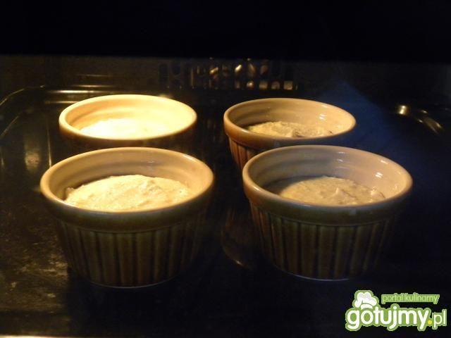 Serniczki z białą czekoladą