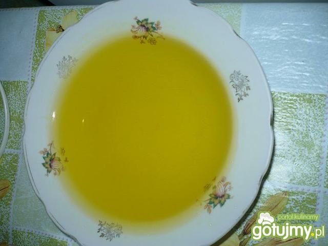 Sernik gotowany  z ananasami