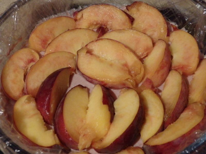 Sernik owocowa kopuła