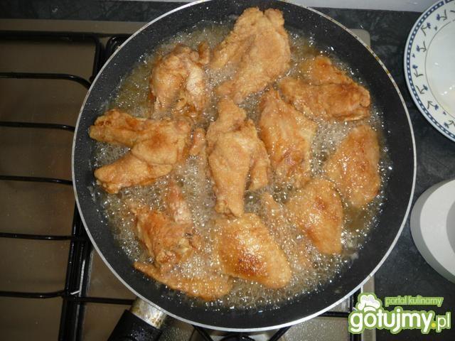 Skrzydełka z kurczaka w maggi :)