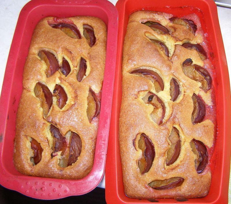 Śliwkowe ciasto ucierane