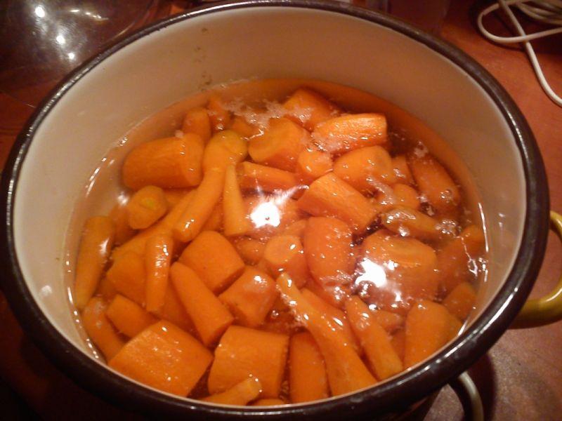 Słodka marchewka
