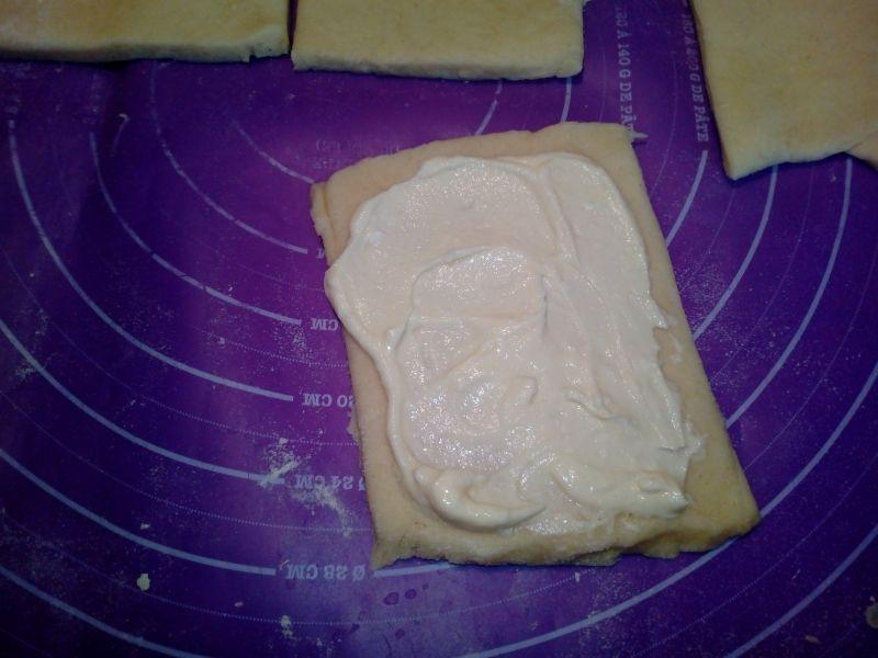 Smalcówki z serem