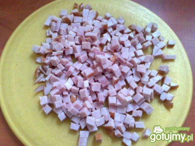 Smażona mini pizza