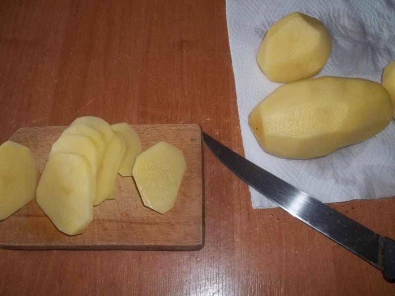 Smażone ziemniaczki