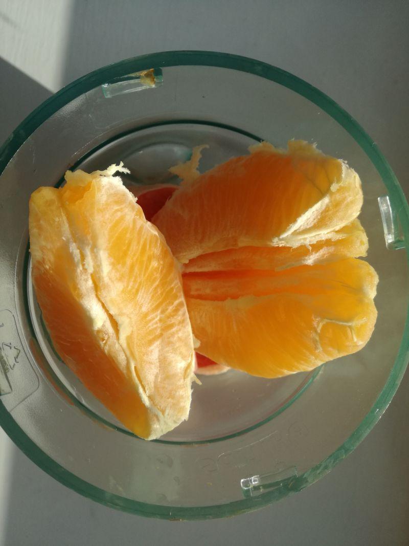 Smoothie z pomarańczy