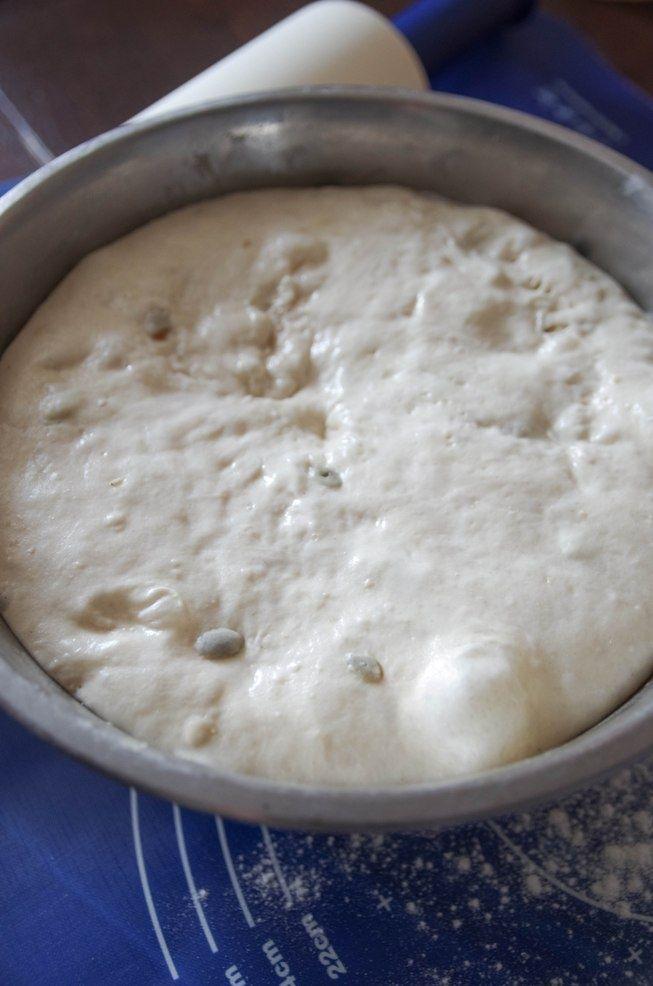Śniadaniowe bułeczki z pestkami dyni