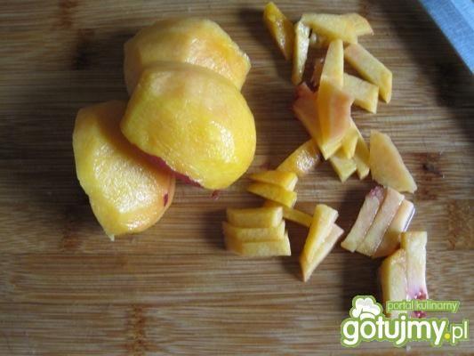 Soczysta sałatka owocowa