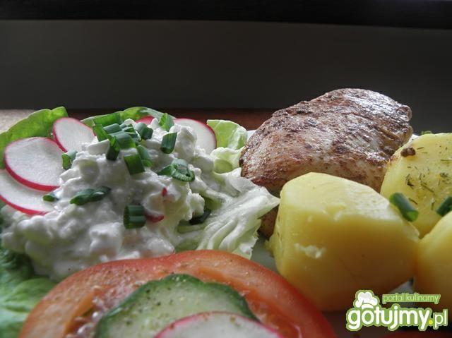 Sos chrupki do mięs pieczonych i ziemnia