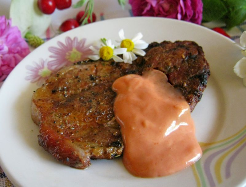 Sos do mięsa z grilla