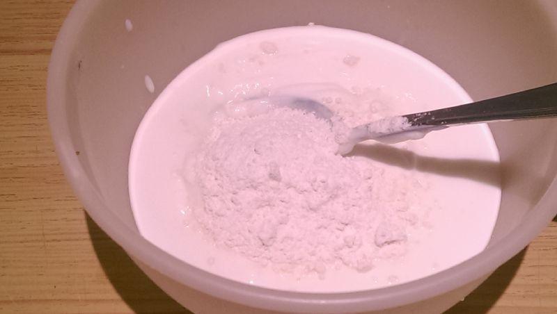 Sos koperkowo - jogurtowy