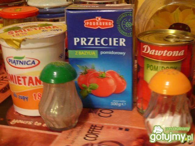 Sos pomidorowy do gołąbków 4