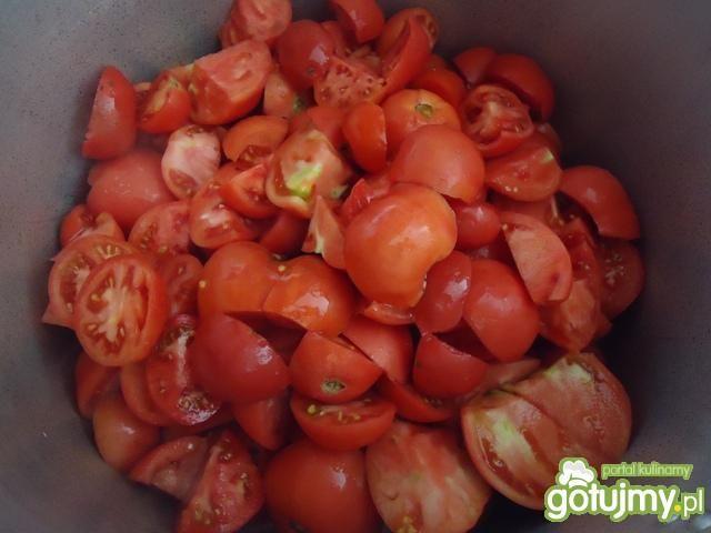 Sos pomidorowy do pizzy 2  wg Mychy