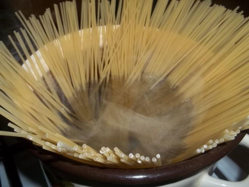 Spaghetti wg Gosi