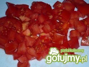 Surówka biało-czerwona wafelka