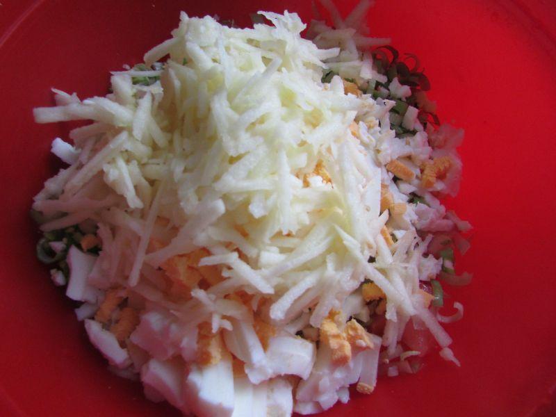 Surówka do ziemniaków