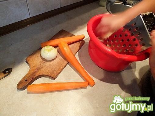 Surówka selerowa z marchewką