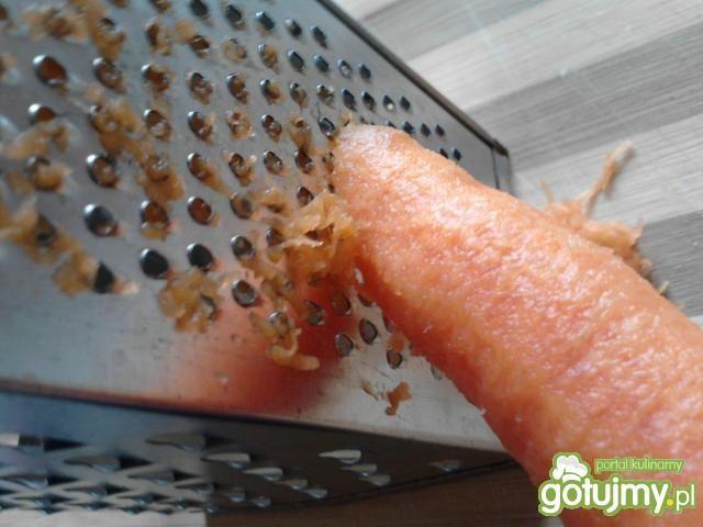 Surówka z marchewki i jabłka Zub3r'a