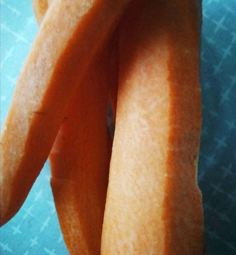 Surówka z marchewki i pomarańczy