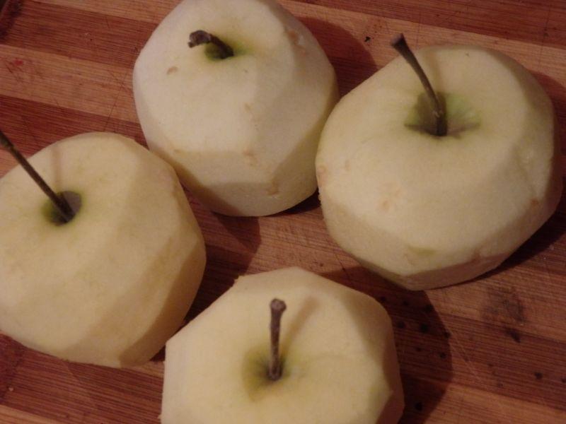 Surówka z rzodkwi i jabłka