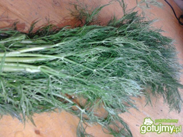 Surówka zielona