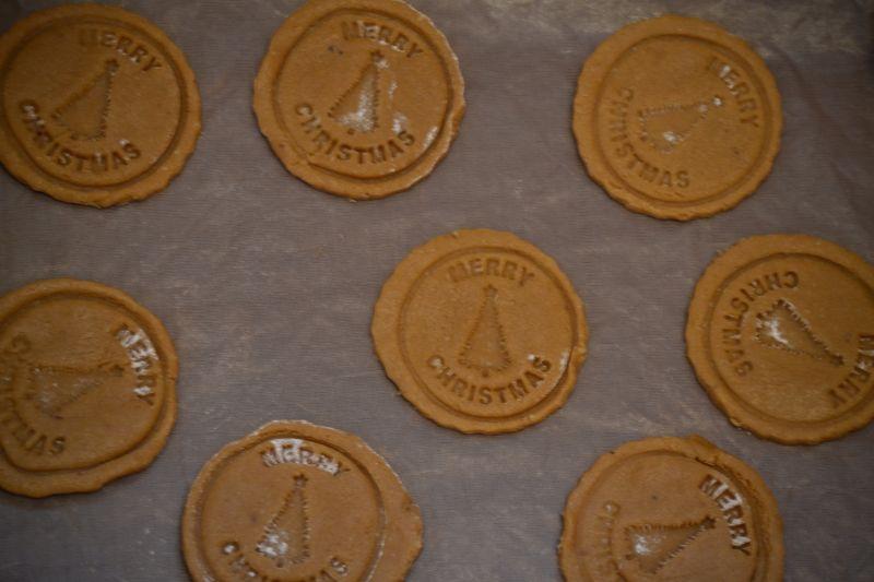 Świąteczne ciasteczka migdałowe