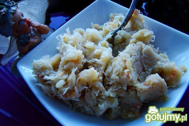 Świąteczne pierogi z ziemniakami