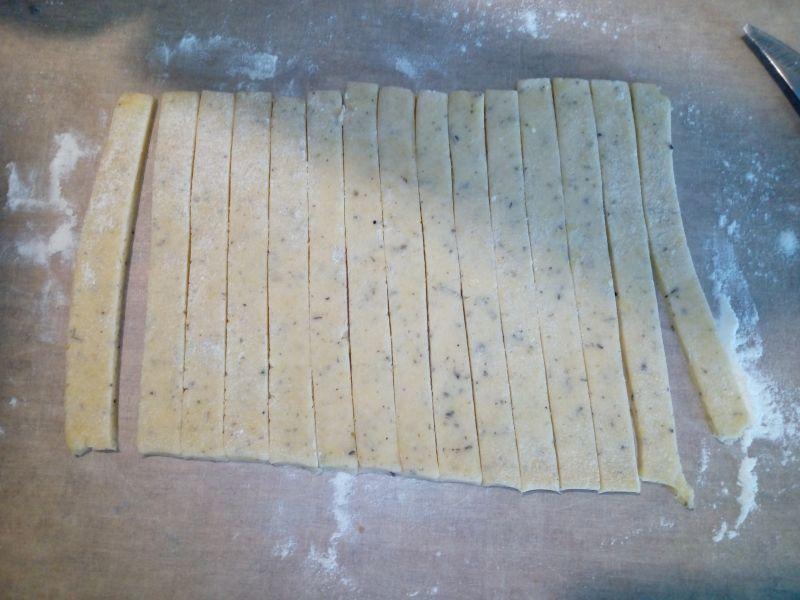 Świderki serowo - ziołowe