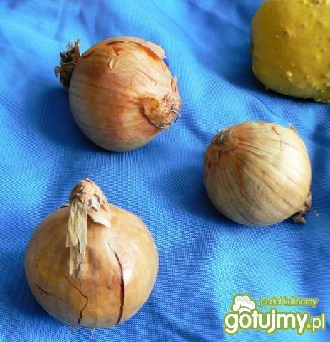 Syrop z cebuli i buraków