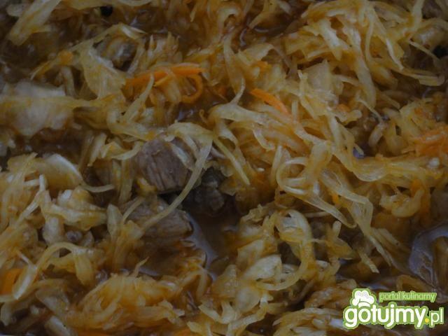 Szegediner, gulasz segedyński