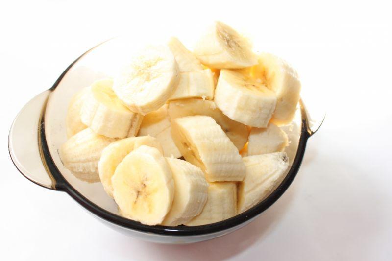Szejk bananowo waniliowy