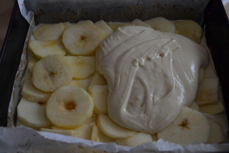 Szybki jabłecznik