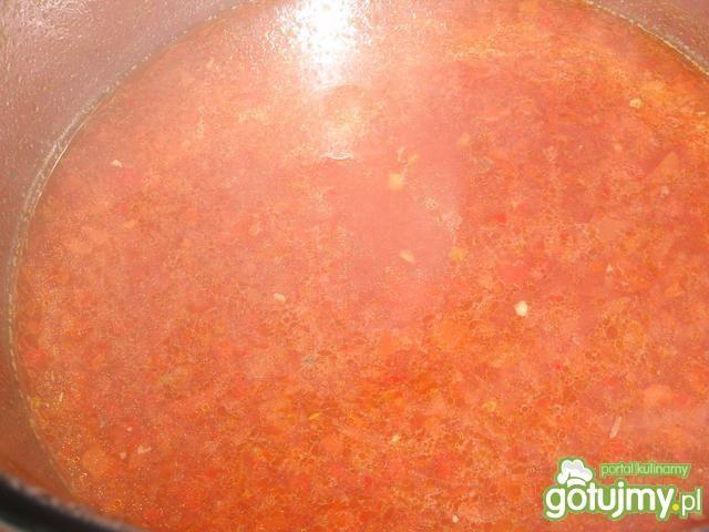 Szybki sos paprykowy