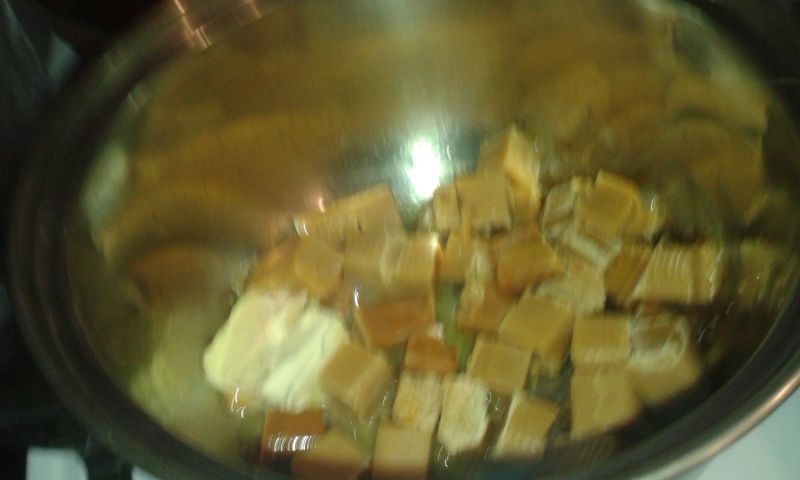 Szybkie szyszki z ryżu preparowanego
