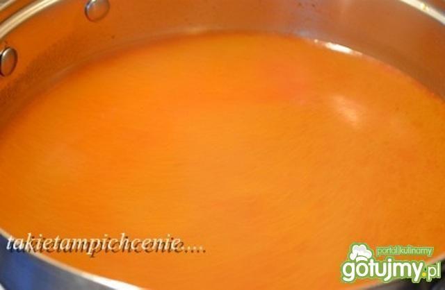 Szynka w pysznym śmietanowym sosie