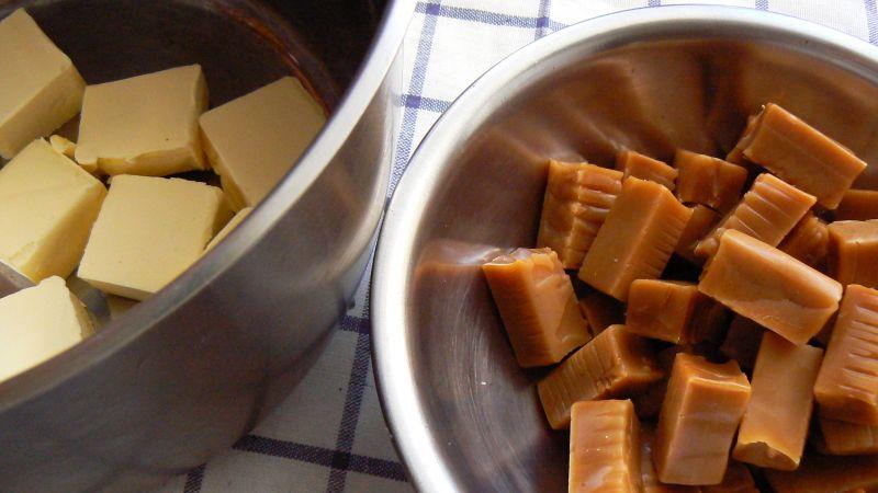 Szyszki z kakao