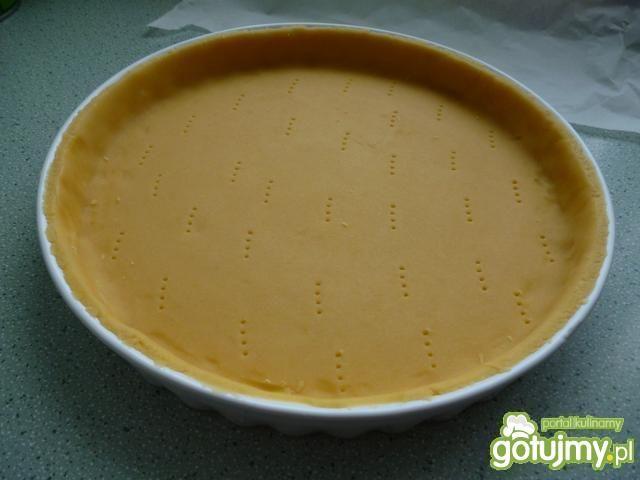 Tarta cytrynowa pod bezą