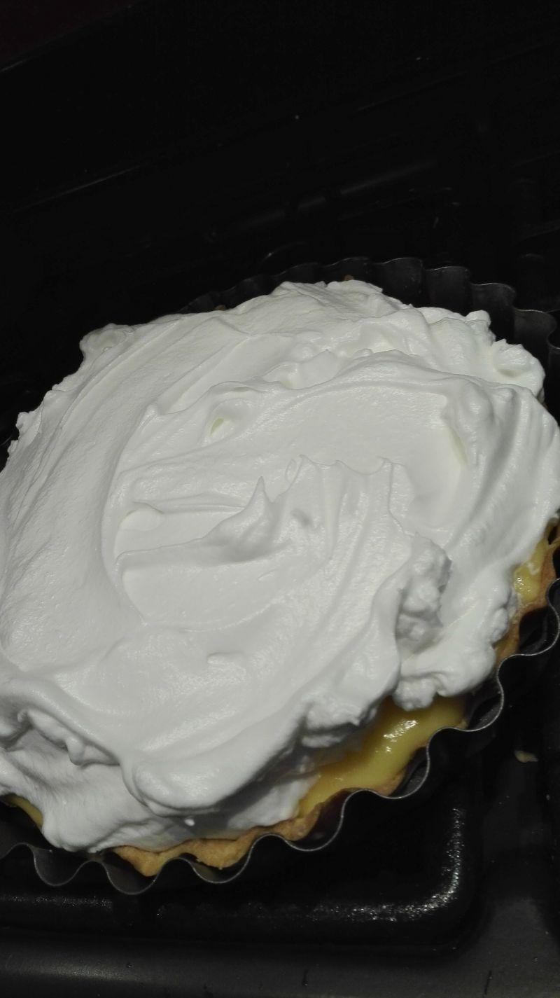 Tarta cytrynowa pod pierzynką