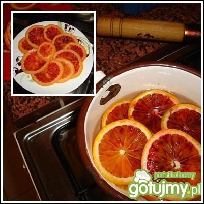 Tarta pomarańczowa