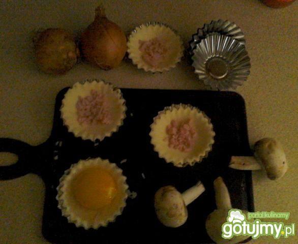 Tartaletki na słono i na słodko