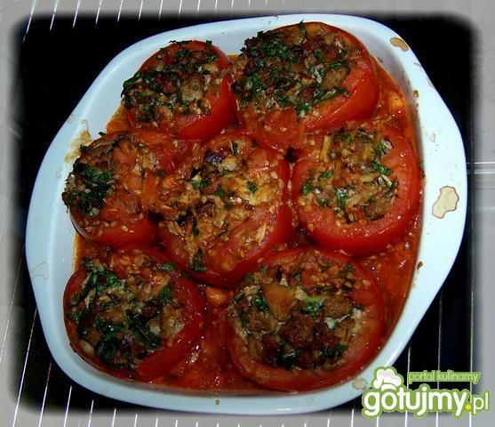 Tomates recheados (faszerowane pomidory)