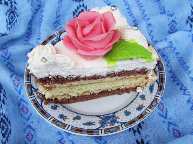 Tort Cappuccino Cream