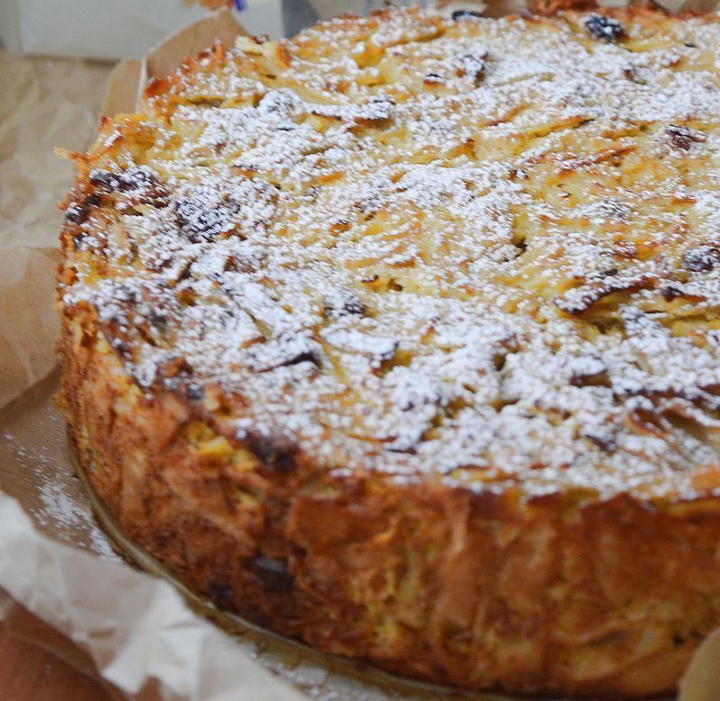 Tort makaronowy