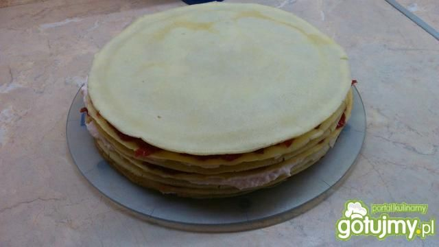 Tort nalesnikowy z granatem i...