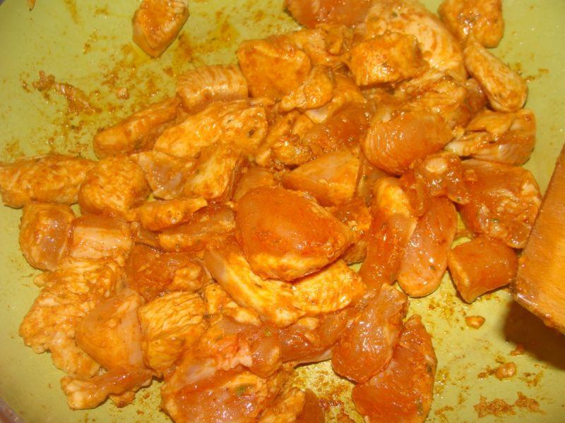 Tortilla z czerwoną kapustą