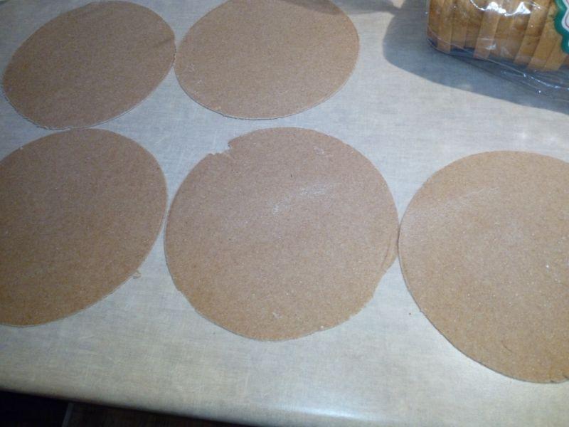 Tortille pełnoziarniste
