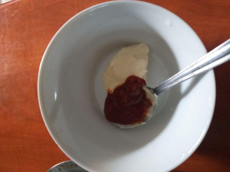 Udka z majonezem