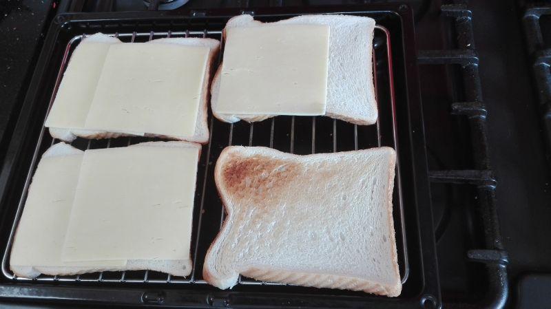 """Walijskie tosty """"króliczek"""""""